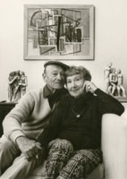 Ben and Evelyn Wilson