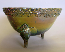 Chloe Rahimzadeh - Elephant Bowl - Honor