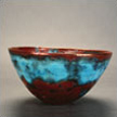 Turquoise & Copper Bowl