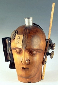 The Mechanical Head - Raoul Hausmann