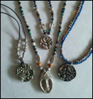Beatrice Wood Studio Necklaces
