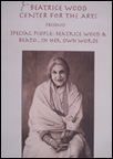 Special People: Beatrice Wood - DVD