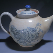 Heath Hen Teapot