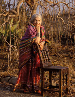 Beatrice Wood - Photo by William Gray Harris