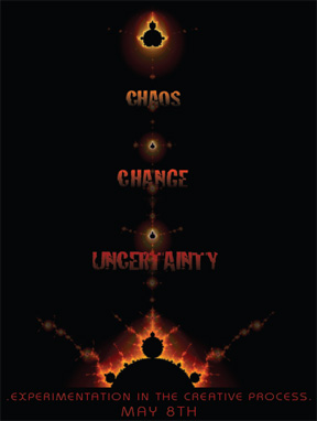 Chaos Change Uncertainty