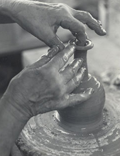 Beatrice Wood's Hands