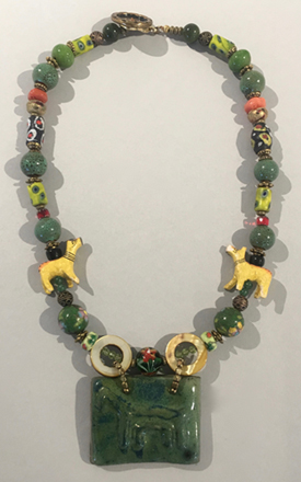 Bella Kaye Designs - Abby Hassani Folk Tale Necklace