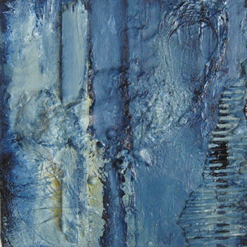 Soni Wright - A Small Blue Painting