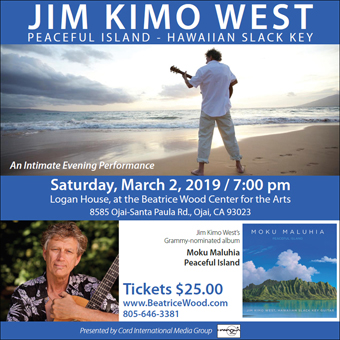 Jim Kimo West - March 2, 2019
