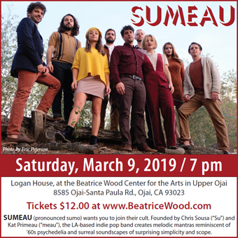 Sumeau - March 9, 2019