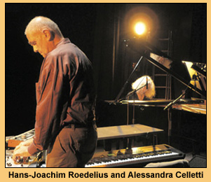 Hans-Joachim Roedelius and Alessandra Celletti