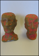 Heads with Beato's Glaze