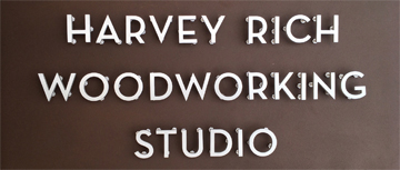 Harvey Rich Woodworking Studio